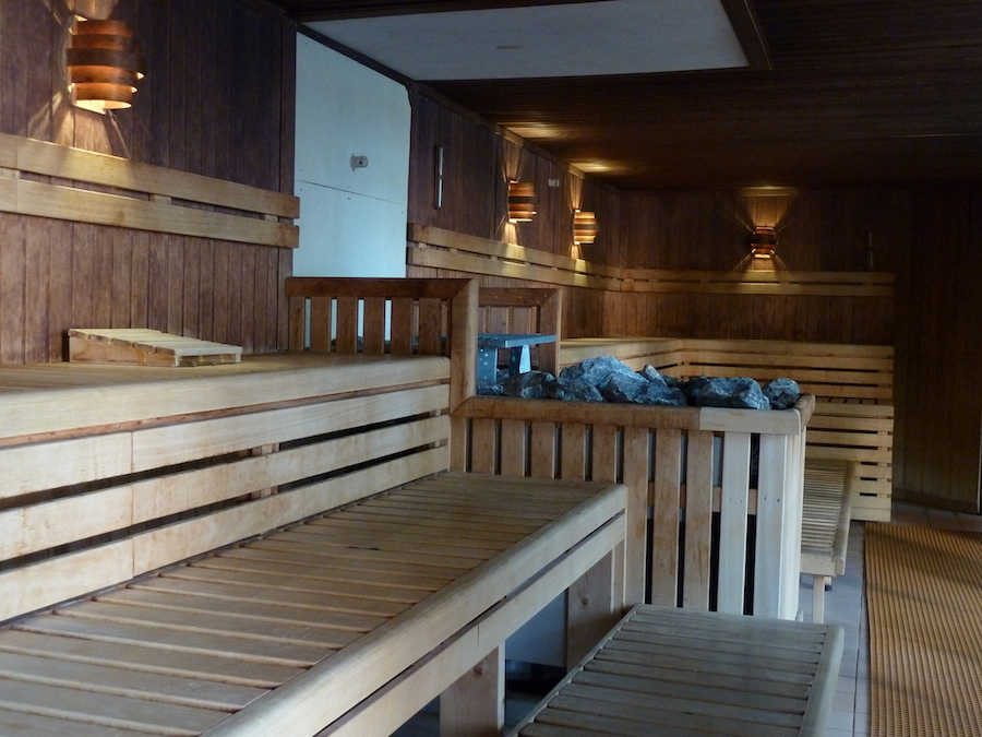 sauna aanbieding