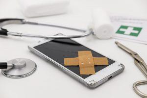 Telefoon reparatie in Doetinchem
